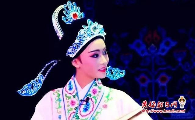 安徽省宿松县黄梅戏剧团演员-张燕