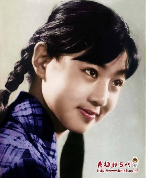 著名黄梅戏表演艺术家韩再芬