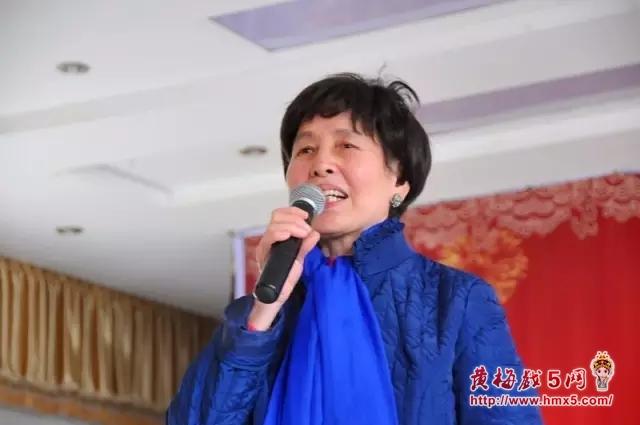 蕲春县黄梅戏剧团刘湘红老师