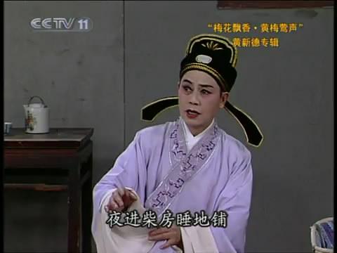 黄新德黄梅戏专辑《红丝错》精彩唱段剧照