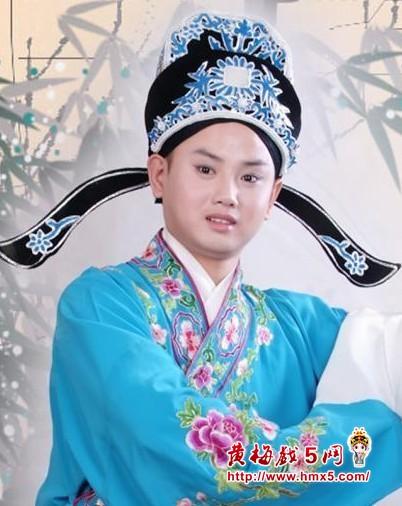 望江县黄梅戏剧团优秀青年演员何东