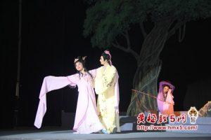视频:黄梅戏舞台剧《相知吟》在线欣赏