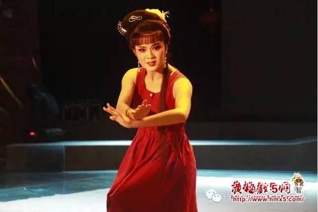 第五届黄梅之星大赛黄梅戏演员江李汇